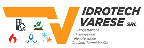Idrotech Varese | Il tuo idraulico a Varese Logo